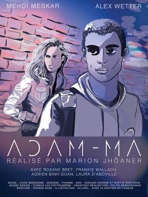 Adam-Ma