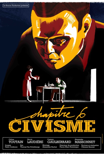 Affiche Chapitre VI CIVISME