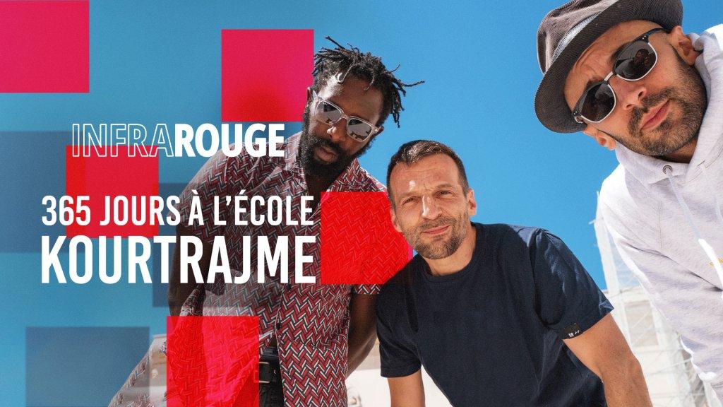 365 jours à l'école Kourtrajmé (France 2)