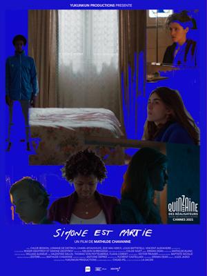 Simone est partie